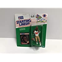 $39 » Jerry Rice 1989 Starting Line Up San Francisco 49ers action figure with trading card