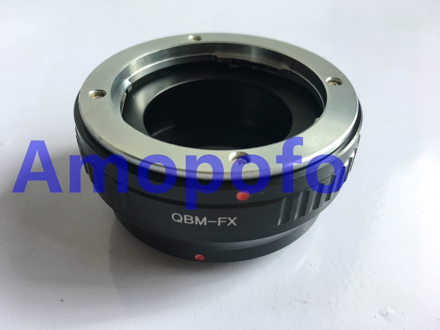 Amopofo QBM-FX for Rollei SL 35mm Lens to Fujifilm X-Pro1 X-E1 X-E2 X-M1 X-A1 X-T1 X-T2