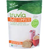Truvia Sweet Complete Calorie-Free Sweetener from the Stevia Leaf, 16 oz Bag
