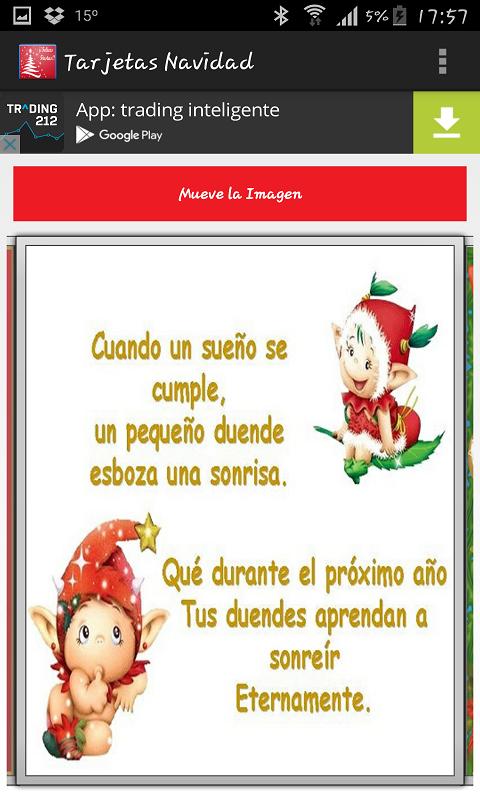 Tarjetas Navidad Felicitación: Amazon.es: Appstore para Android