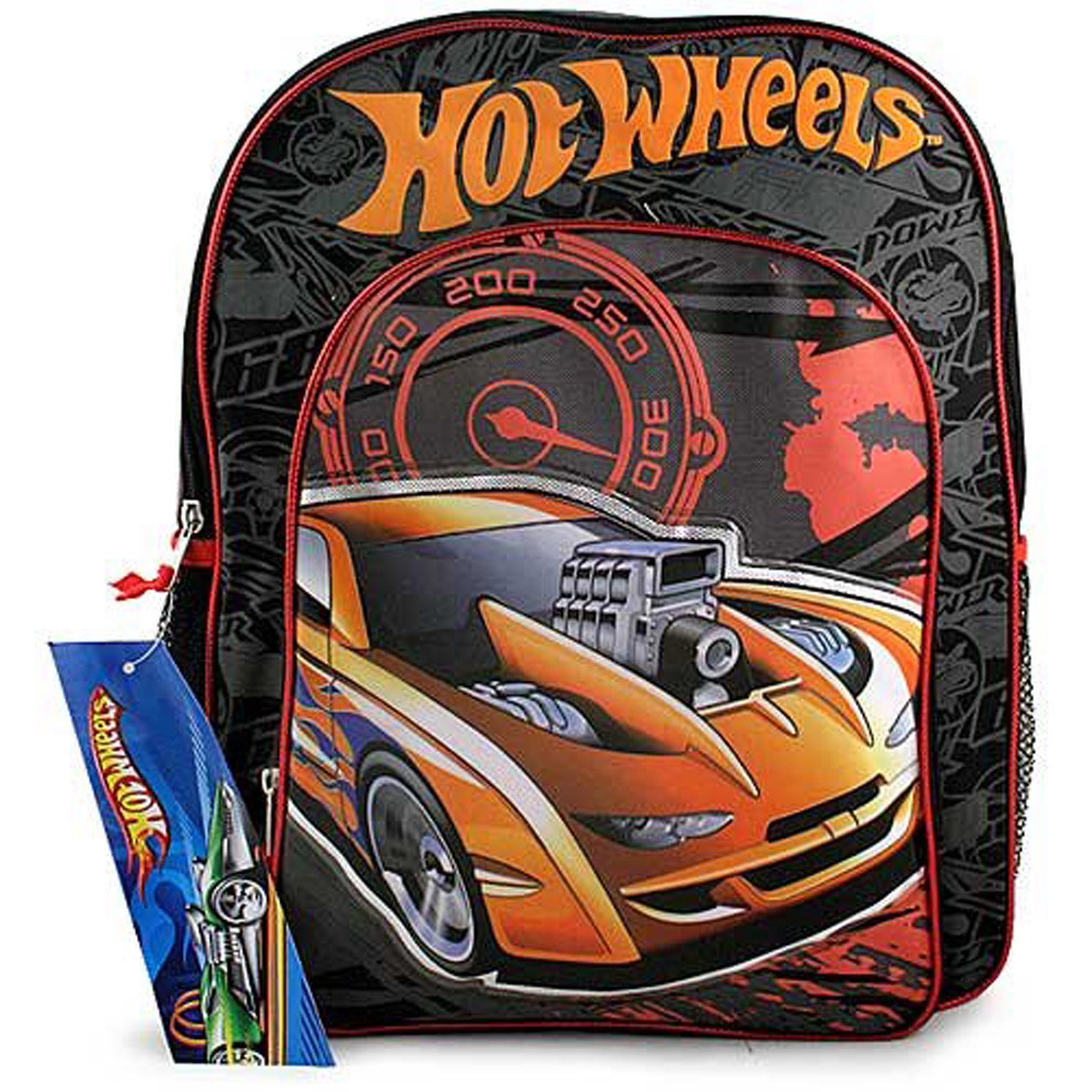 hot wheels backpack toys games