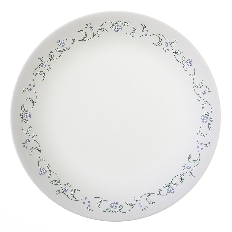 Luncheon Plate, 8-1 2 Corelle Livingware Winter Frost White 1-Quart Serving Bowl, Set of 6