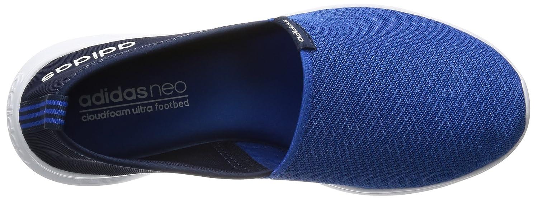 Adidas - Lite Racer Slip ON F99412 - F99412 ON - Farbe  Navy Blau-Blau-Weiß - Größe  5.5 90eec6