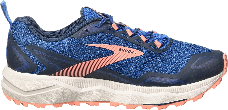 Brooks Divide, Zapatillas para Correr para Mujer Azul Flor Del Desierto Gris YdxXq