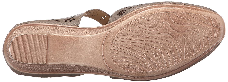 Spring Step Women's Nougat Wedge Sandal B015RB278E 37 EU/6.5-7 M US Gray