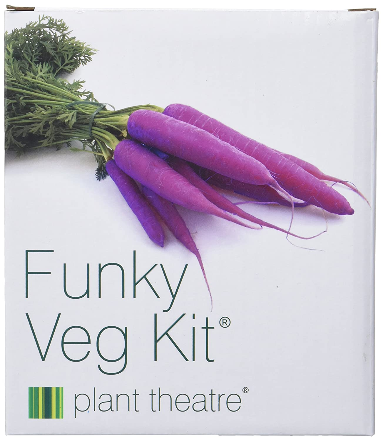 Funky Veg Kit by Plant Theatre – 5 Extraordinary Vegetables to Grow M631A