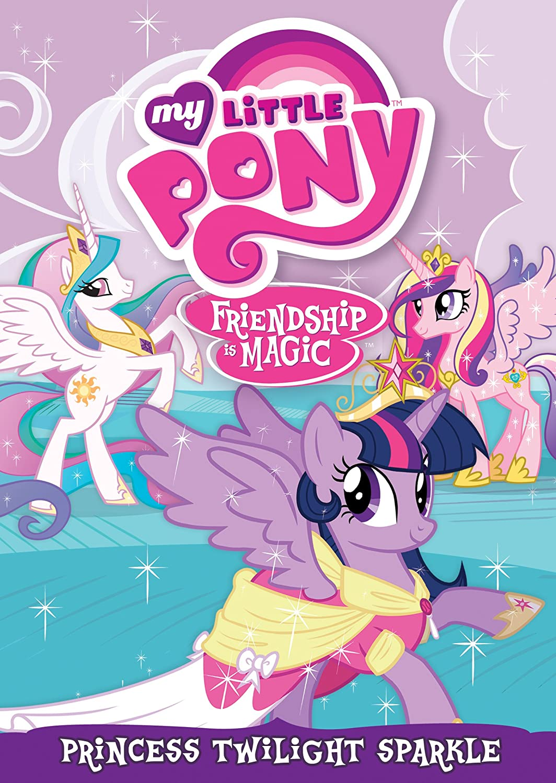- Amazon.com: My Little Pony, Friendship Is Magic: Princess Twilight