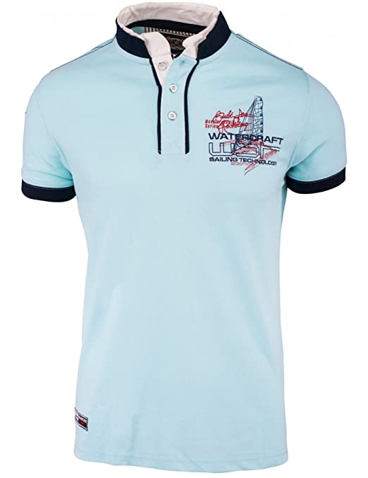 Polo Shirt Homme H1492, Couleurs:Blanc, Größe T-Shirt:L