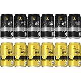 【純度99.99% の高純度ウォッカ使用のチューハイ】[新発売]サッポロ 99.99<フォーナイン>クリアレモン&クリアドライ 飲みくらべセット 350ml×12本 アルコール9%