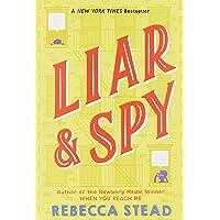 Image for Liar & Spy