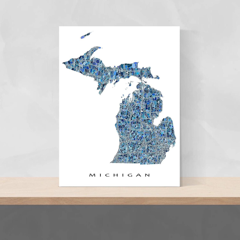 Michigan Wall Art