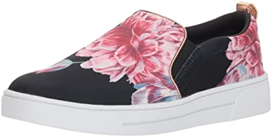 be0ab9a0bb01c Ted Baker Women s TANCEY Sneaker Tranquility Print Textile 5 M US