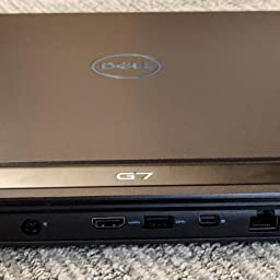 Amazon com: Customer reviews: Dell G7 17 Gaming Laptop