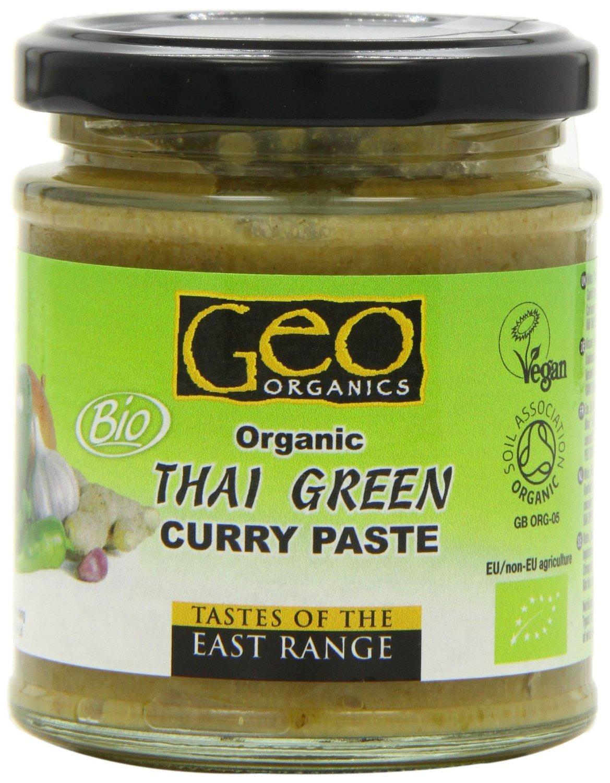 organic thai red curry paste nas vegan 180g grocery gourmet food. Black Bedroom Furniture Sets. Home Design Ideas