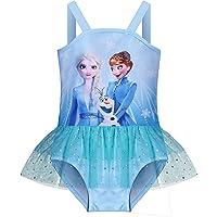 Traje de baño de princesa para niñas y niñas