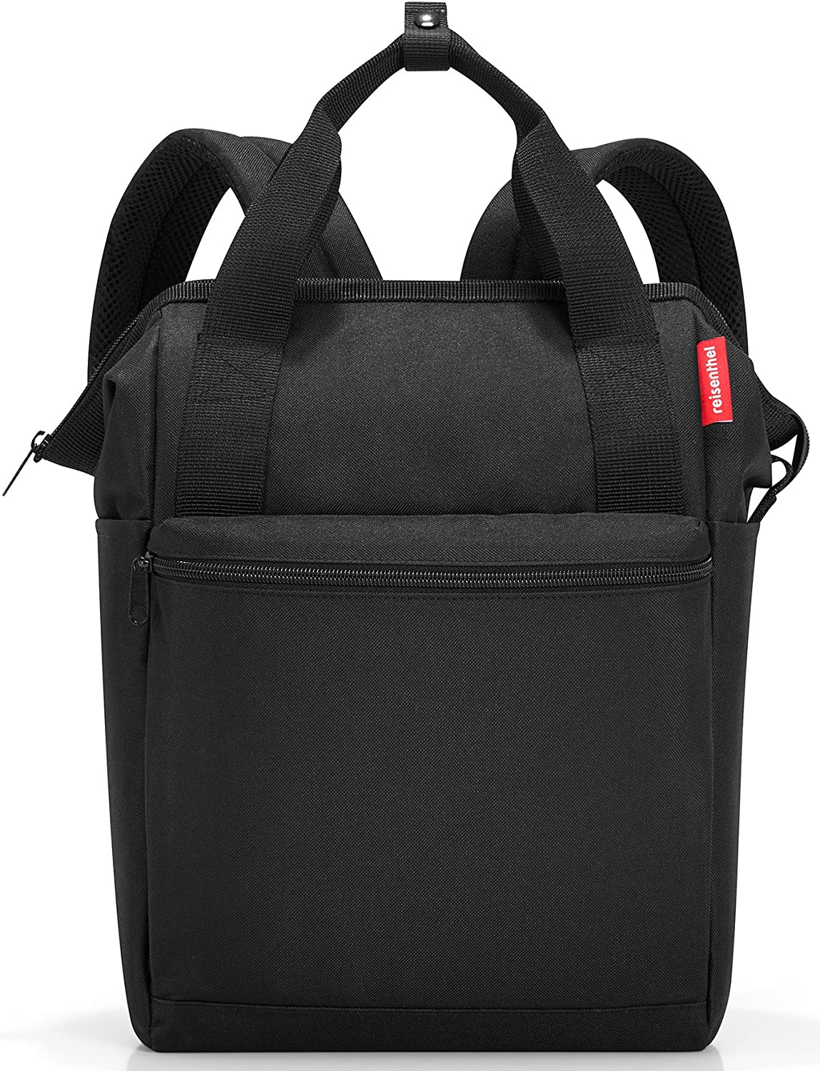 reisenthel Allrounder R Backpack, Secure Zipper, Two-Way Carry Handles