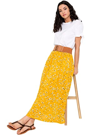 860b9f146d Ardene - Women's - Skirts - Wide Band Maxi Skirt Extra Small -(8A ...