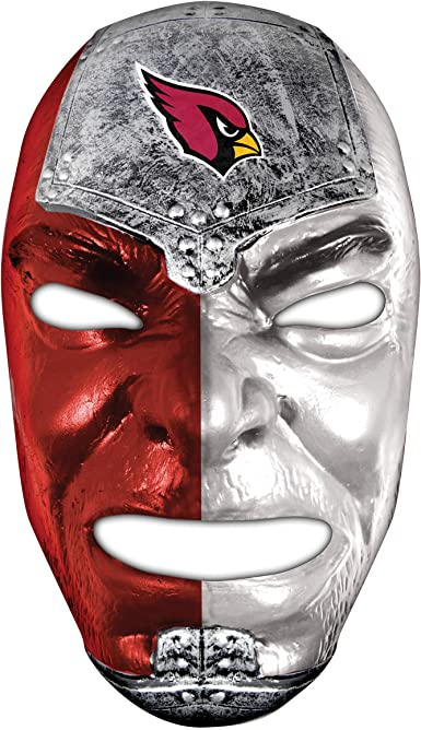 Adult Football Fan Mask