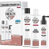 NIOXIN Sistema 3 para cabello teñido con adelgazamiento ligero