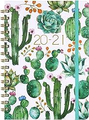 Planner 2020-2021 - Academic Weekly & Monthly Planner Jul 2020 - Jun 2021, 8.5