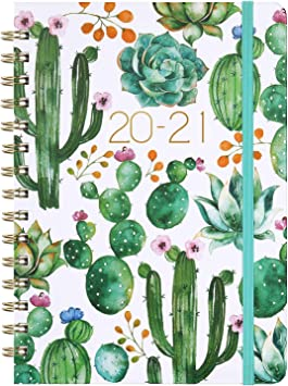 Planner 2020-2021 - Academic Weekly & Monthly Planner 8.5