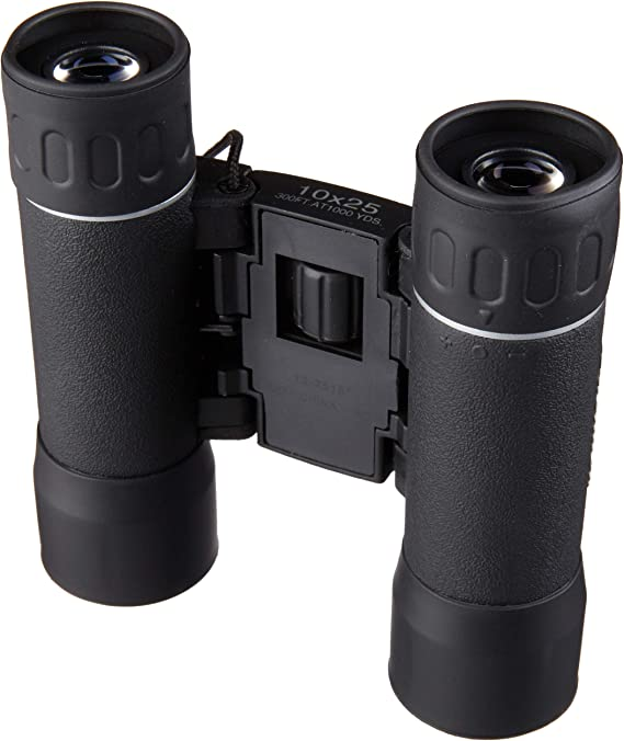 Bushnell Powerview Jumelles 353 g Roof 16x 32mm BK-7 Noir jumelle