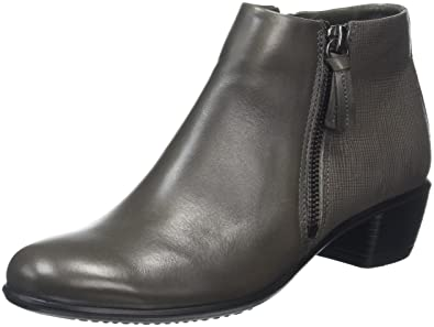 25cf02b3f67d20 ECCO Damen Touch 35 Kurzschaft Stiefel  Amazon.de  Schuhe   Handtaschen