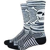 DeFeet Levitator Trail Bonehead Socks
