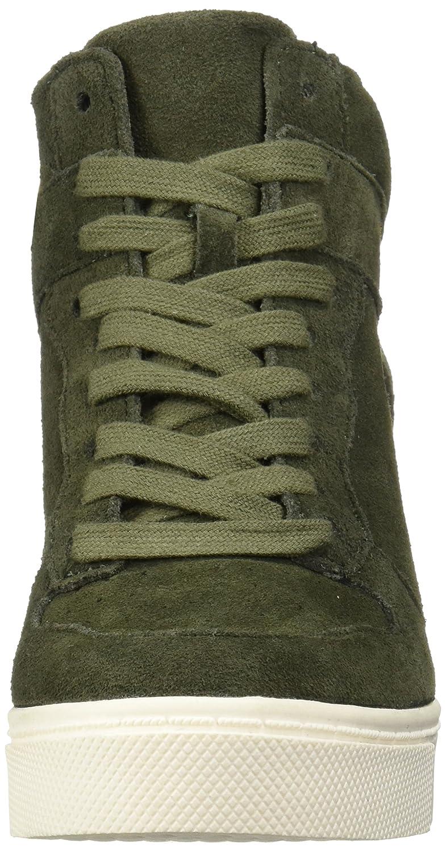 Steve B07D3M8MGS Madden Women's Noah Sneaker B07D3M8MGS Steve 9.5 B(M) US|Olive Suede 5f79b2