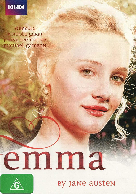 Amazon com: Emma | NON-USA Format | PAL | Region 4 Import