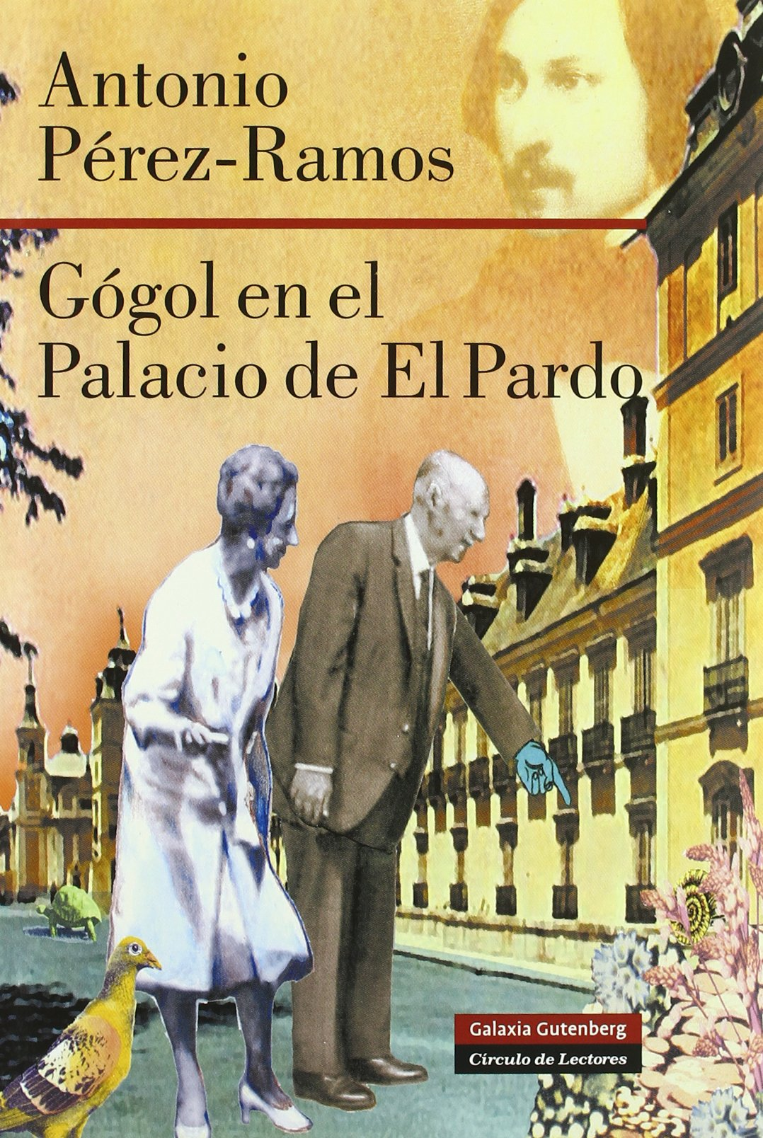 Gógol en el Palacio de El Pardo (Narrativa): Amazon.es: Perez ...