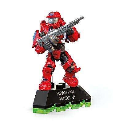 Mega Construx Halo Spartan Mark IV Building Set: Toys & Games