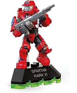 8fe8508bc87e Amazon.com  Megabloks Halo Active Camo Spartan - Collector s Edition ...