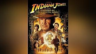 Indiana Jones and the Kingdom of the Crystal Skull (4K UHD)