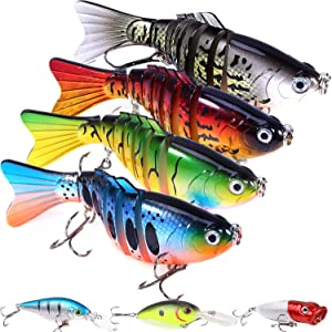 Xykj Multi-Jointed Fishing Lures