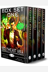 Southeast Asia Paranormal Police Department - Box Set One (Southeast Asia PPD Box Sets Book 1) Kindle Edition