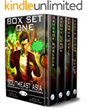 Southeast Asia Paranormal Police Department - Box Set One (Southeast Asia PPD Box Sets Book 1)