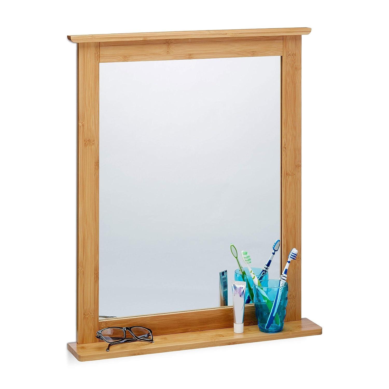 Espejo de Pared bambú