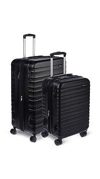 Review AmazonBasics Hardside Spinner Luggage