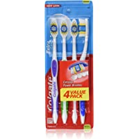 3-Pack of 4 Count Colgate Extra Clean Full Head Toothbrush (Medium)