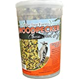 Pine Tree 8001 Woodpecker Classic Seed Log, 36-Ounce