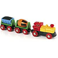 Brio Battery Operated Action Train Train