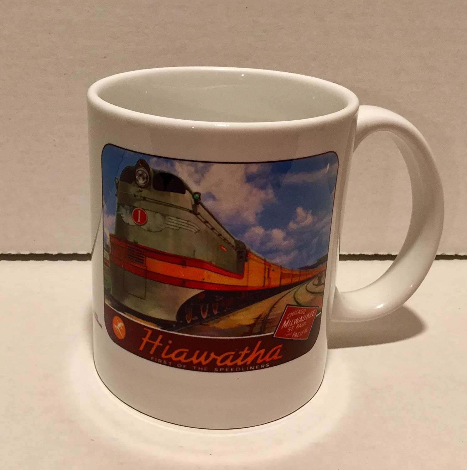 Mug Railroad Coffee Coffee Mug Milwaukee Railroad Milwaukee Coffee Milwaukee Mug 6yYb7gf