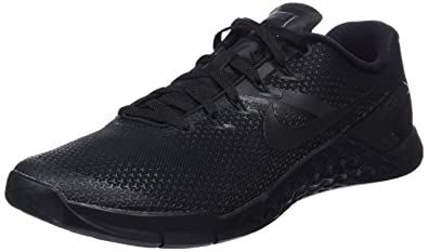 wholesale dealer 62c71 08592 Nike Men's Metcon 4 Training Shoe Black/Black-Black-Hyper Crimson 7.0