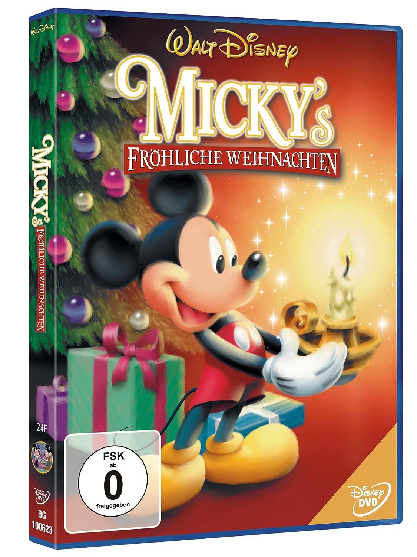 Mickys fröhliche Weihnachten: Amazon.de: DVD & Blu-ray