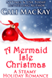 A Mermaid Isle Christmas: A Steamy Holiday Romance (A Maine Island Romance Book 4)