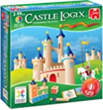 Smart Games - Castle Logix Wooden Brainteaser Game