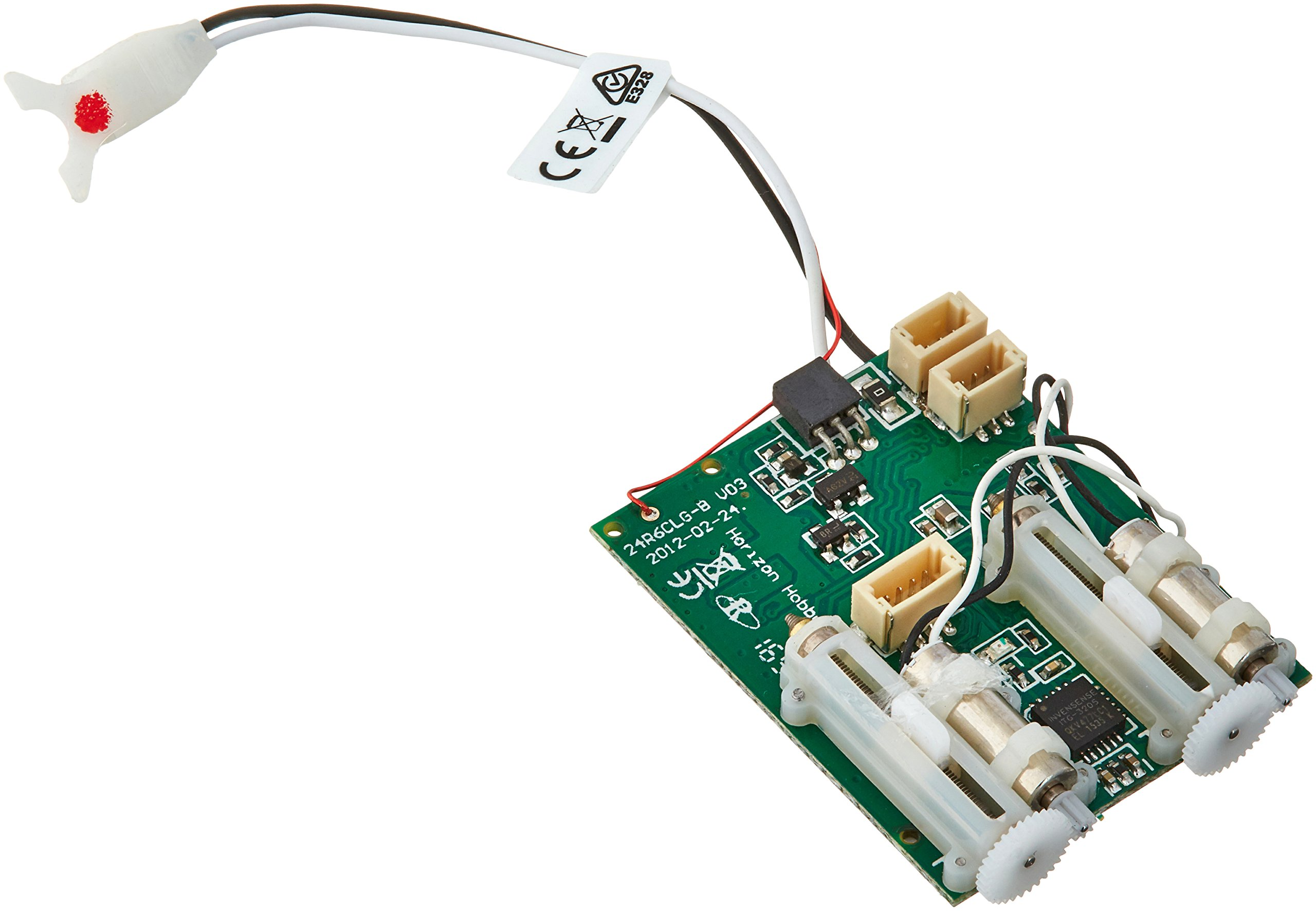 Spektrum AS6410L DSMX 6-Channel Ultra Micro AS3X Receiver