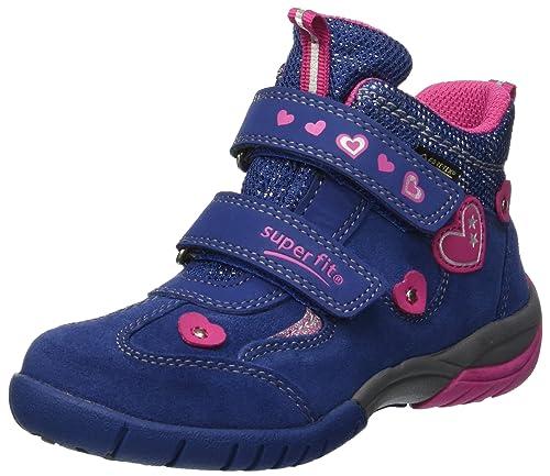 superfit Mädchen Sport3 Hohe Sneaker