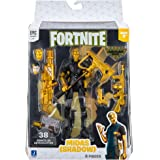 Fortnite Legendary Series Midas, 6-inch Highly Detailed Figure with Harvesting Tool, Weapons, Back Bling, and Interchangeable